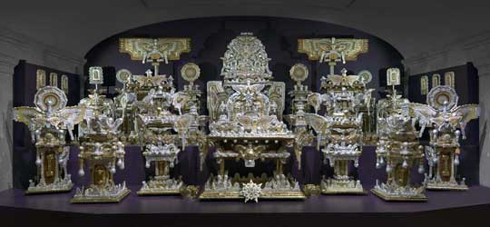Throne of the Third Heaven at the Smithsonian American Art Museum